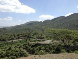 Grakaso mountain