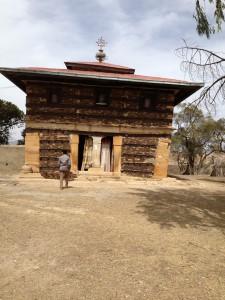 Debre Damo Monastery church