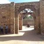 the former palace of Hara