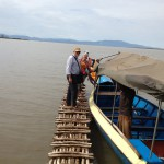 Visiting Lake Chamo at the place of Arba Minch