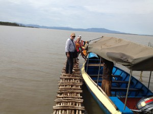 Visiting Lake Chamo at the place of Arba Minch