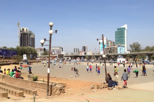 Meskel Square, Addis Ababa