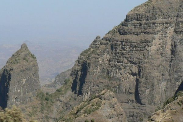 simian mountain in ethiopia