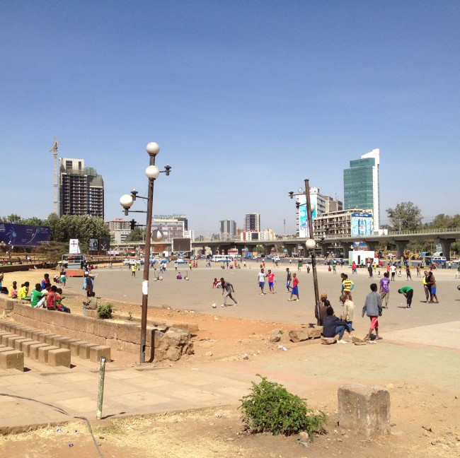 Meskel Square, Addis Ababa