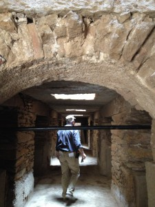the place where Treasures are found at Axum