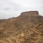 the far way seeing of Deber Damo monastry church