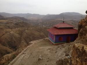 view of Debre Damo
