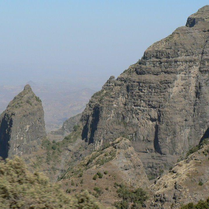 simian mountain in ethiopia